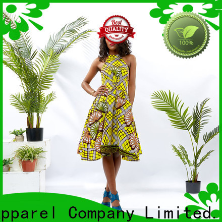HongYu Apparel ankara african dresses for girls floor mall