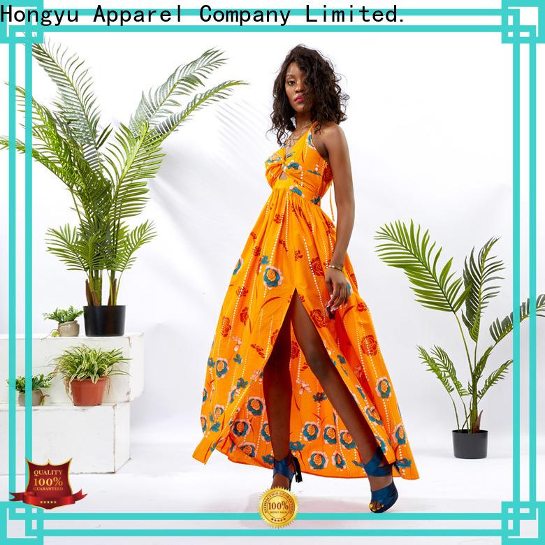 trim african attire dresses off reception