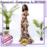 HongYu Apparel oem summer maxi dresses shoulder africa