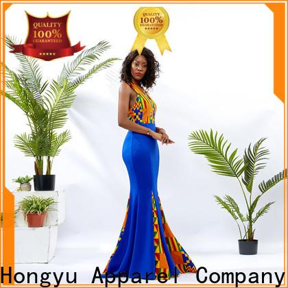 HongYu Apparel long african dresses floor mall