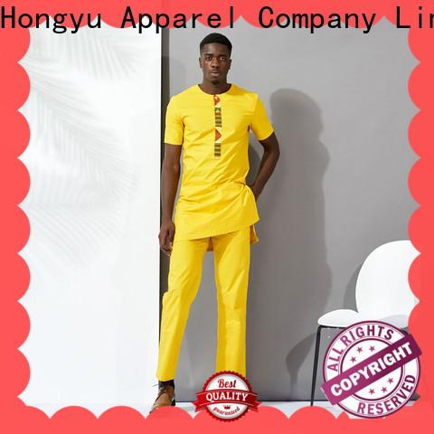 HongYu Apparel mens cotton shorts clothes