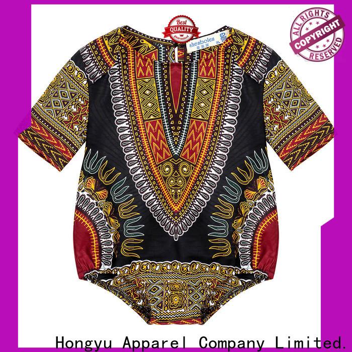 HongYu Apparel kids shirts t shirt children