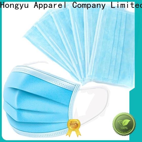 HongYu Apparel medical face mask for doctor