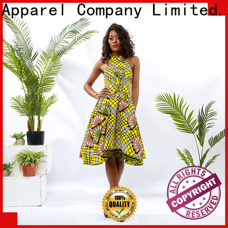 HongYu Apparel maxi dress with sleeves service africa