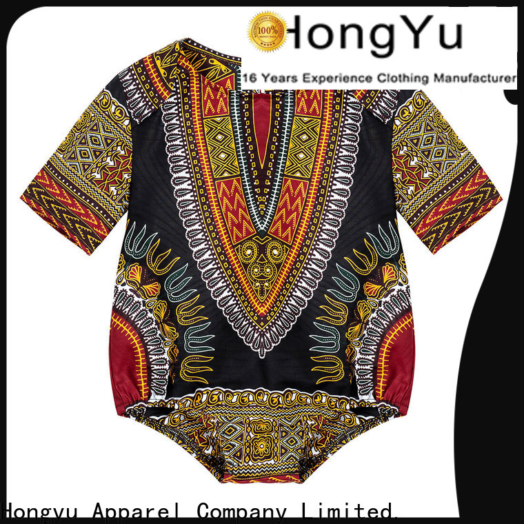 HongYu Apparel kids shorts dress girls