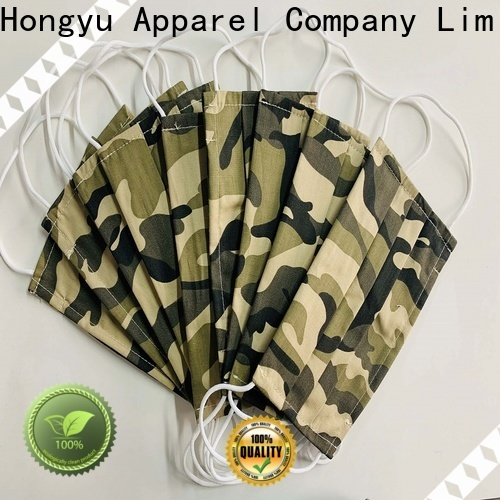 HongYu Apparel breathable mask for patient