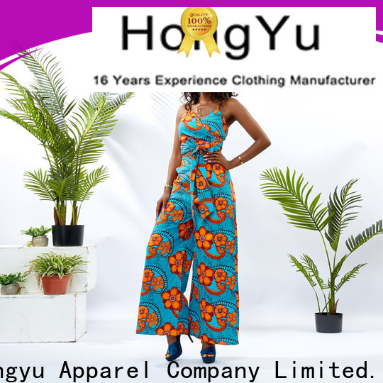 HongYu Apparel midi two piece outfits for ladies girls travel