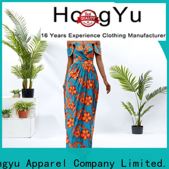 HongYu Apparel african dresses for ladies service africa