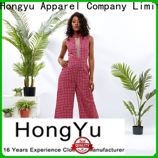 HongYu Apparel short jumpsuits for women service africa