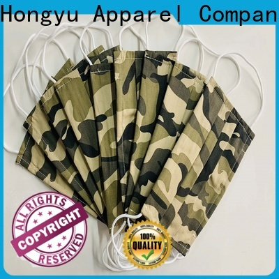 HongYu Apparel surgical face mask manufacturer for patient