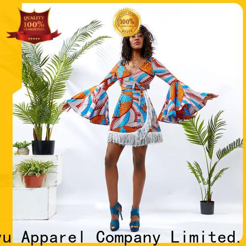 HongYu Apparel stylish dress for women wholesale mall
