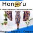 HongYu Apparel off the shoulder floral dress wholesale reception