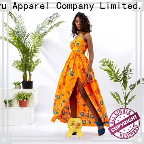 HongYu Apparel latest african dresses designs design mall