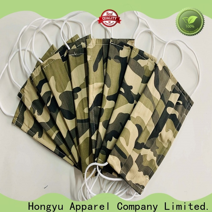 HongYu Apparel disposable face mask manufacturer for dust for doctor