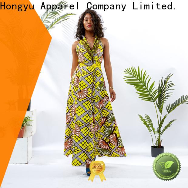 trim african print dresses service mall