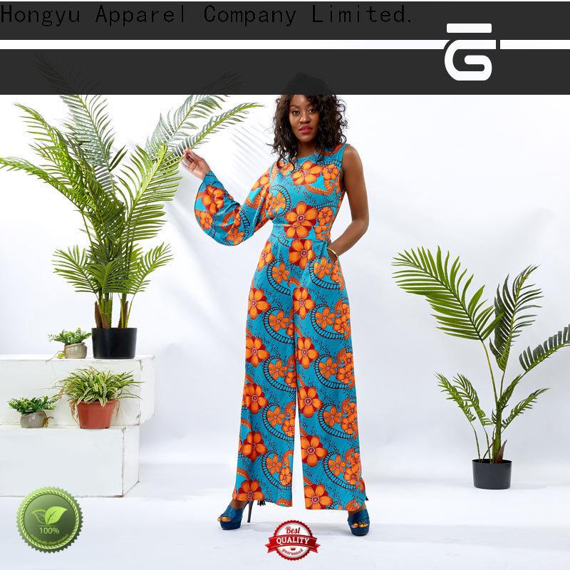 HongYu Apparel long sleeve jumpsuits for women romper women
