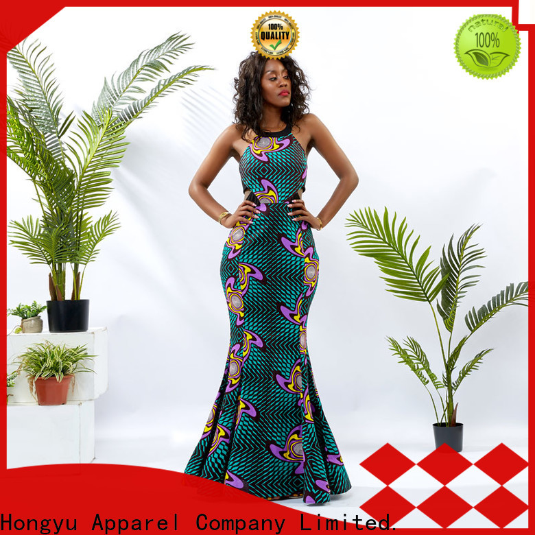 floral african inspired dresses service africa