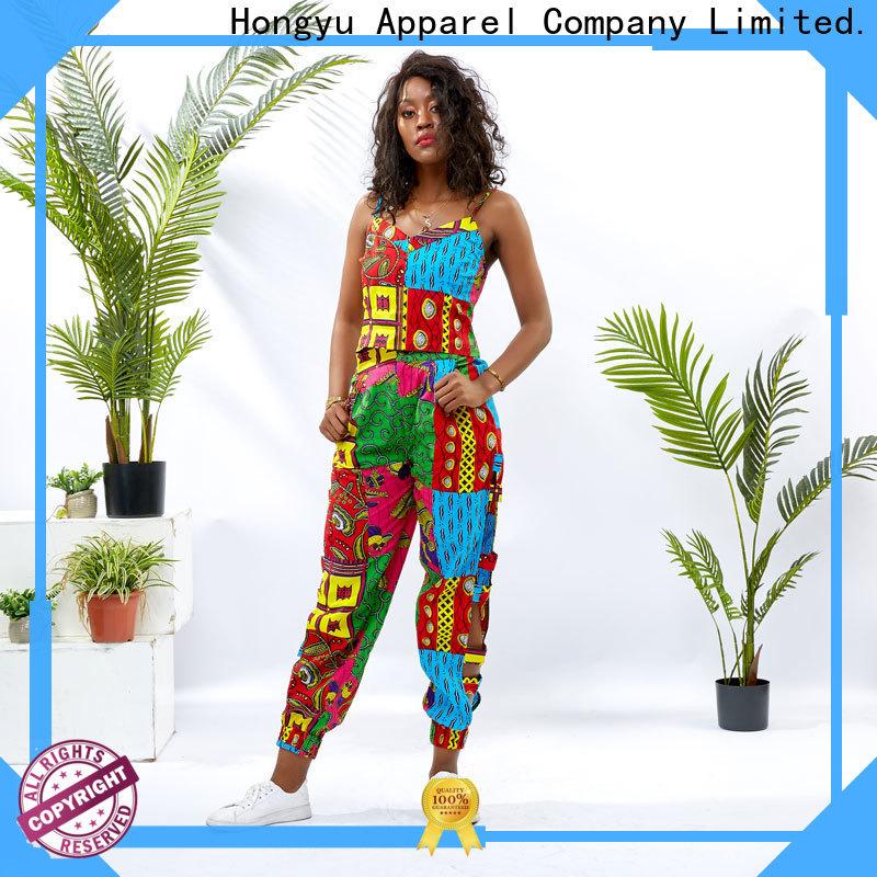 HongYu Apparel two piece skirt set women travel