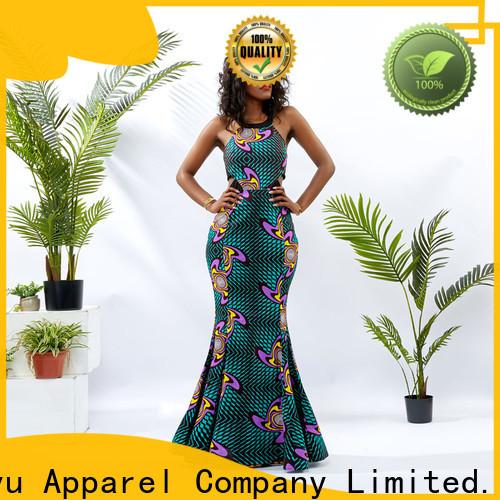 HongYu Apparel african attire dresses designs wholesale mall