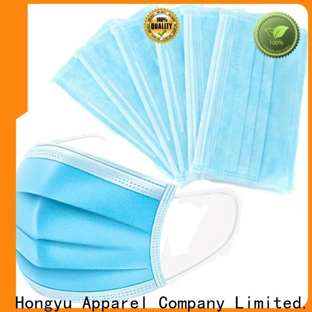 HongYu Apparel resusable ankara mask for dust for patient
