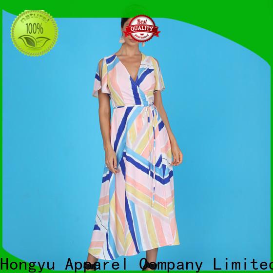 HongYu Apparel pretty dresses for women service africa