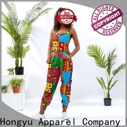 HongYu Apparel two piece outfits for ladies girls women