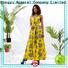 HongYu Apparel long straight dress african wear design mall