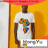 HongYu Apparel two custom made t shirts bottoms work