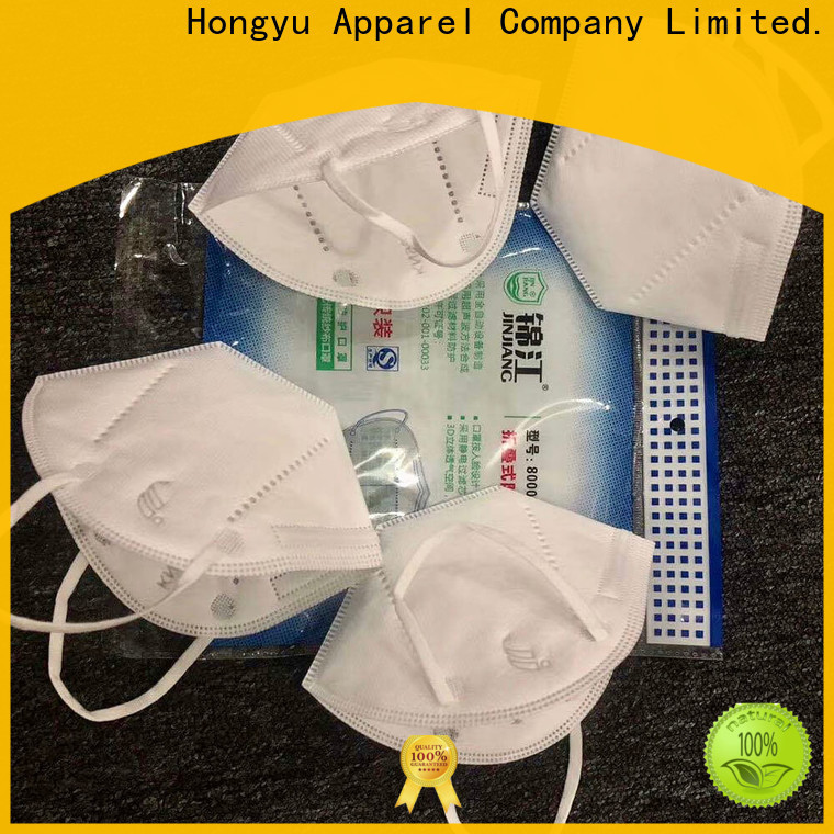 HongYu Apparel resusable ankara mask for sale for hospital