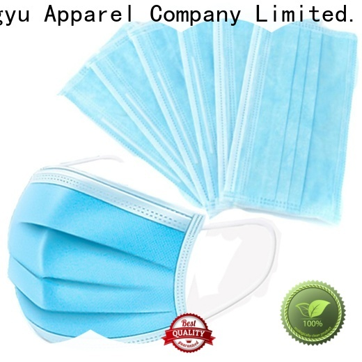 HongYu Apparel cloth surgical mask for dust for hospital