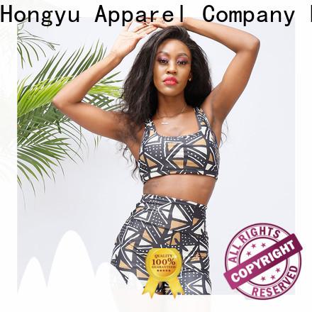 HongYu Apparel high quality short leggings service for man
