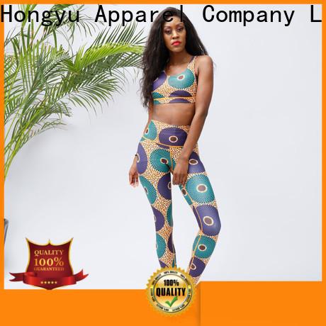 HongYu Apparel best yoga shorts service for women