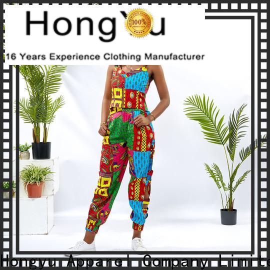 HongYu Apparel womens two piece sets design women