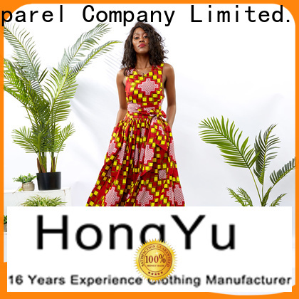 HongYu Apparel african summer dresses design africa