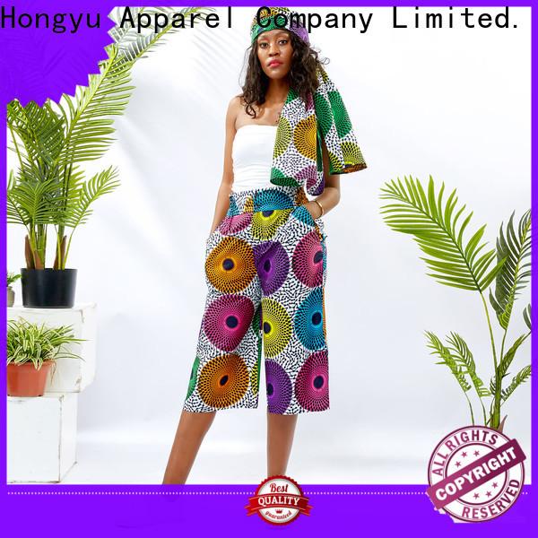 HongYu Apparel full midi skirt service travel