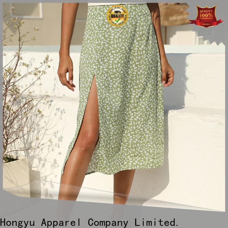 HongYu Apparel women's cotton summer pants service mall