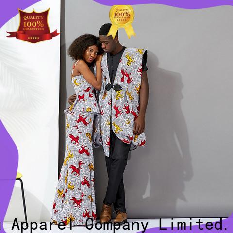 HongYu Apparel casual couple tee shirts design men
