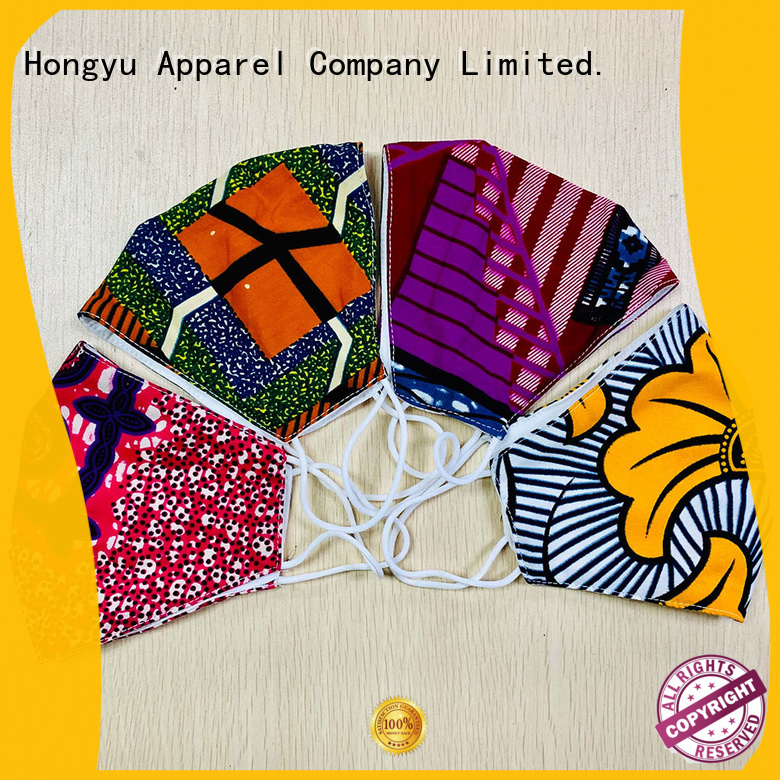HongYu Apparel high quality health face mask for dust for hospital