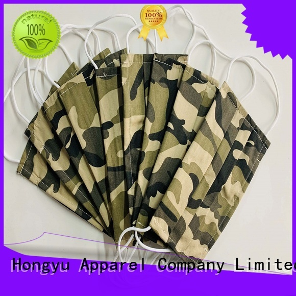 HongYu Apparel wholesale medical face mask for man for hospital
