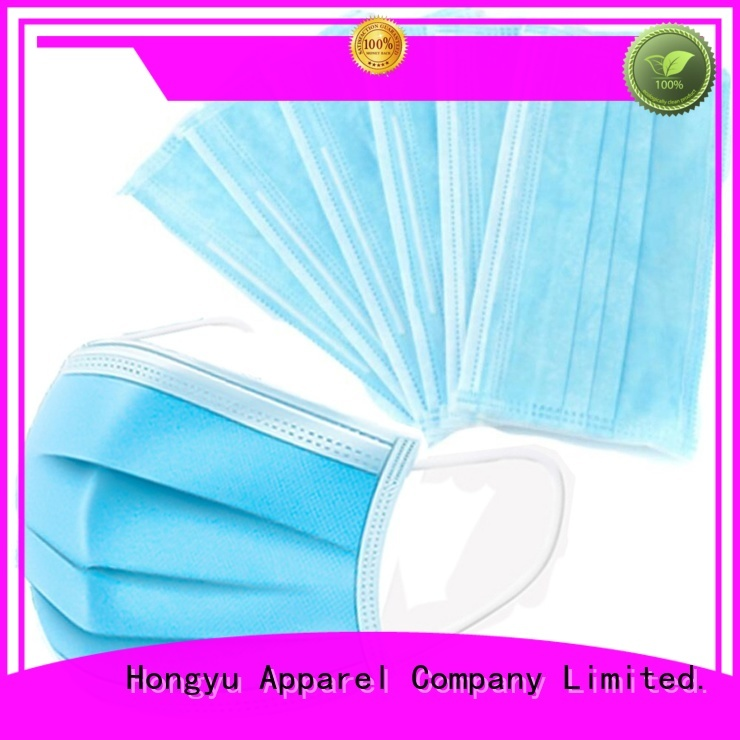 wholesale disposable face mask manufacturer for doctor