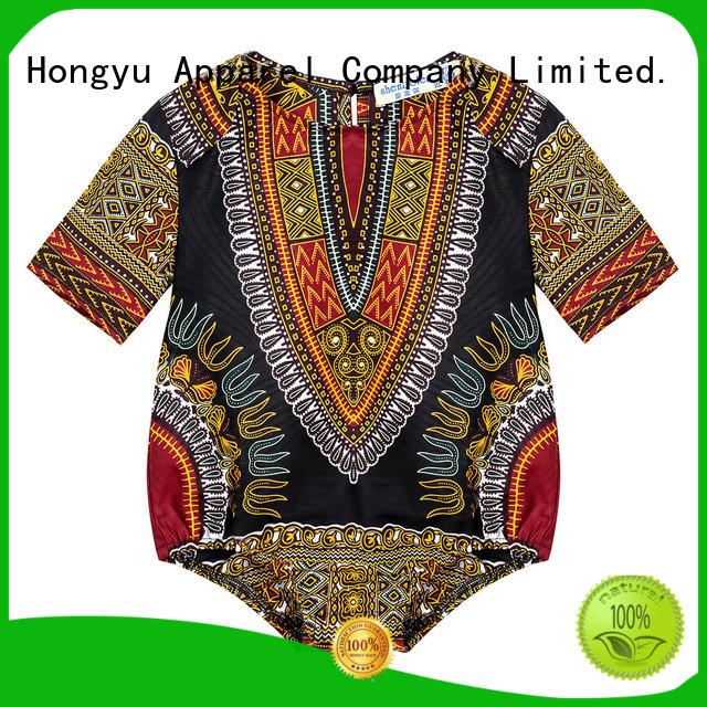 HongYu Apparel kids pants design girls