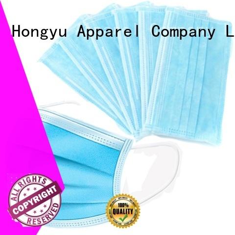 HongYu Apparel surgery mask for women for hospital