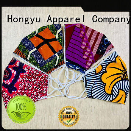 HongYu Apparel best disposable medical face mask manufacturer for patient