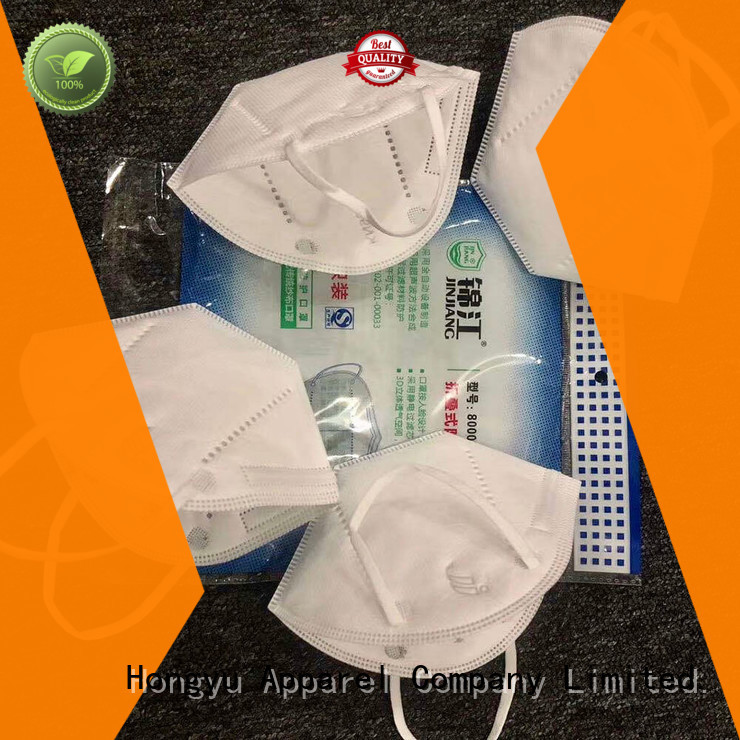 HongYu Apparel hospital mask for women for patient