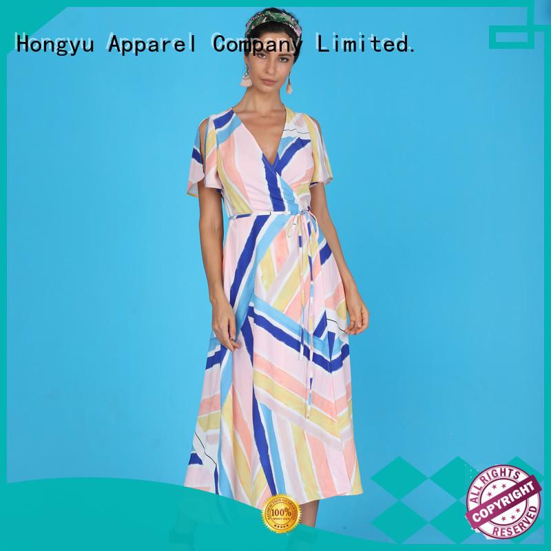 HongYu Apparel oem african dresses for ladies off mall