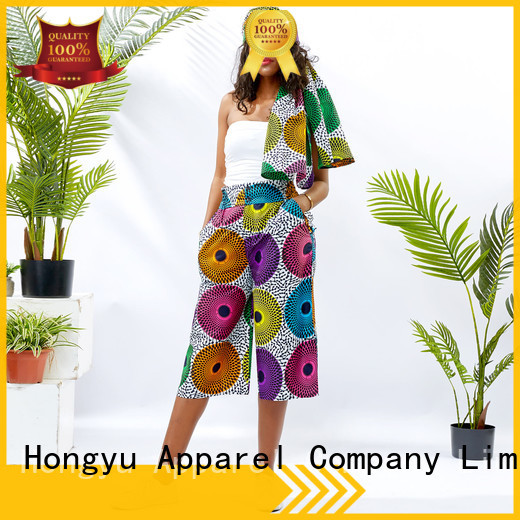 midi straight pants women's design africa