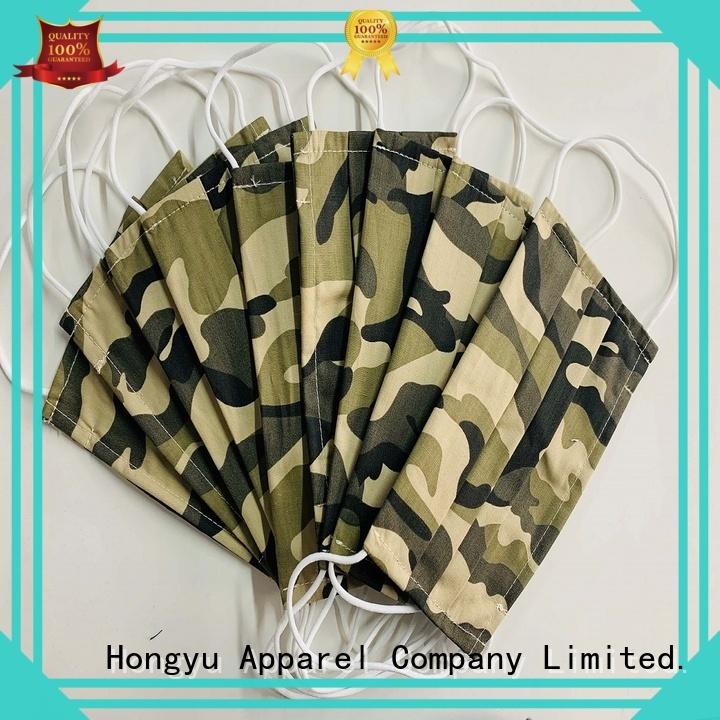 HongYu Apparel custom hospital mask for sale for hospital