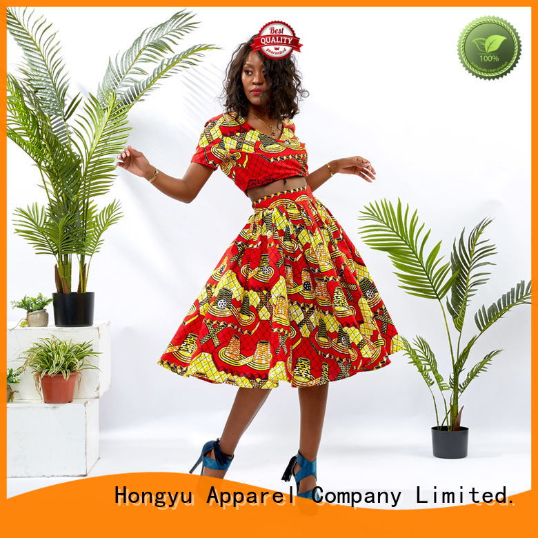 HongYu Apparel two piece outfits for women women africa
