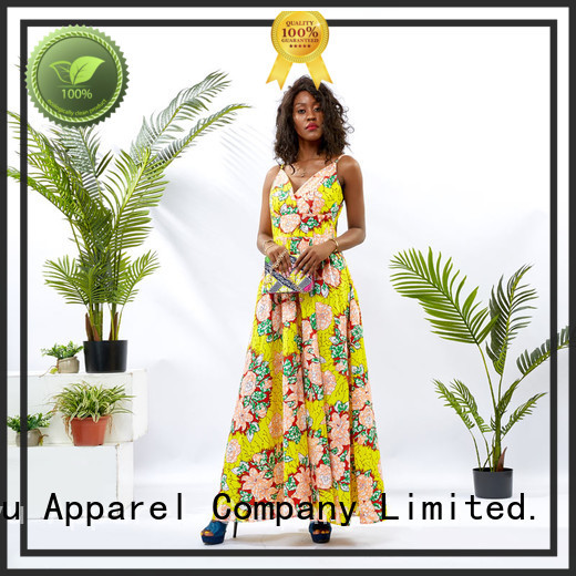 maxi dresses for women reception HongYu Apparel