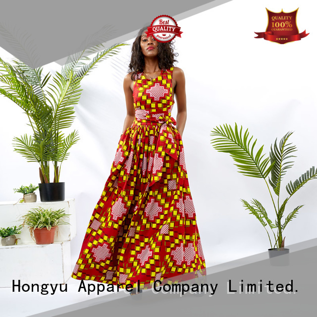 HongYu Apparel lace summer maxi dresses floor africa